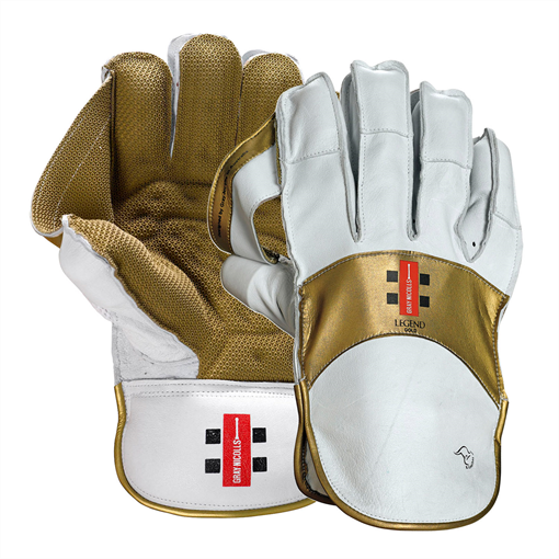 Legend Gold Wicket Keeping Gloves  (19/20)