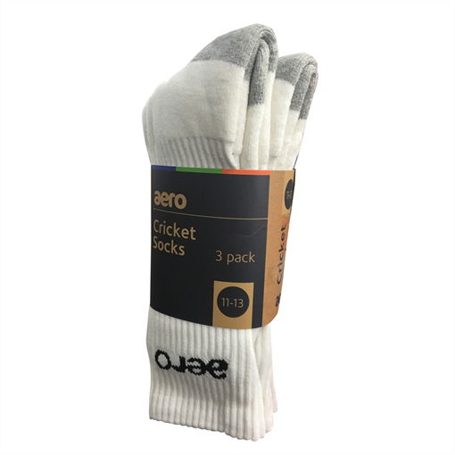 Cricket Socks Three Pack